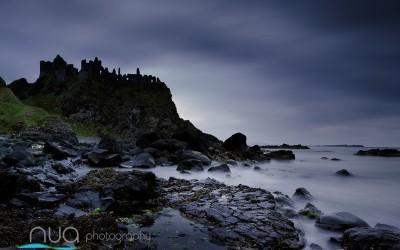 Dunluce Castle the crowning glory along the Antrim coast line