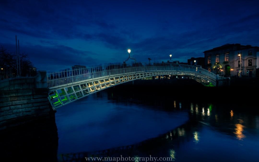 Dublin's favourite landmark