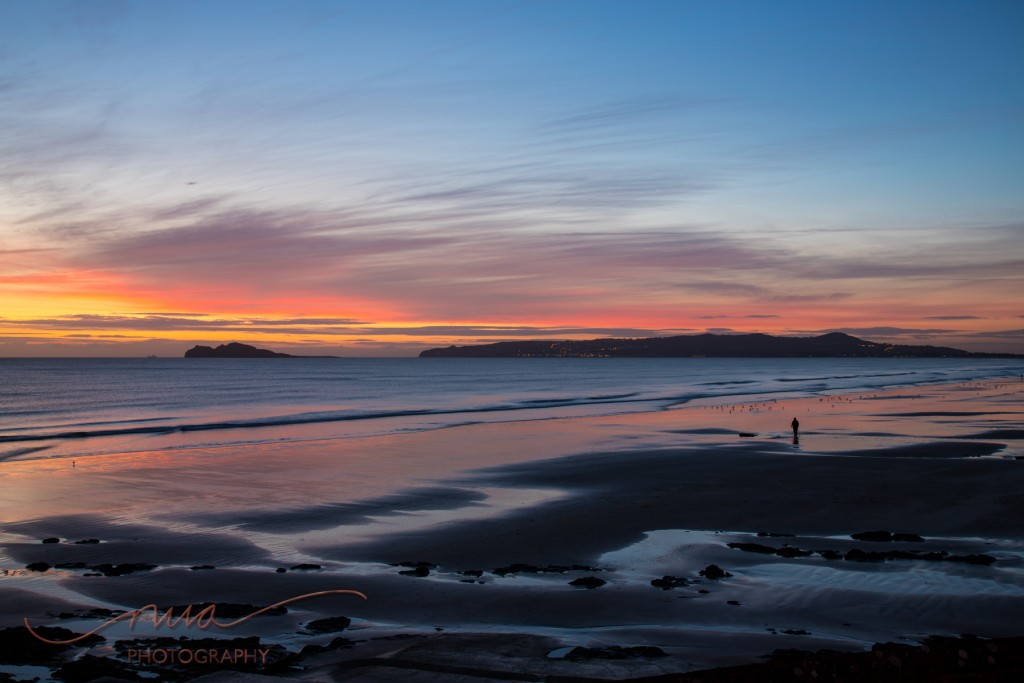 Before dawn Portmarnock Beach